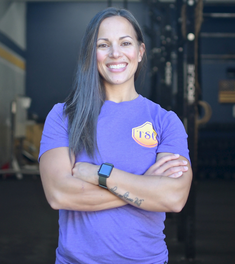 Britney Functional Fitness Trainer At Three Ships Collective Near Green Bridge, VA
