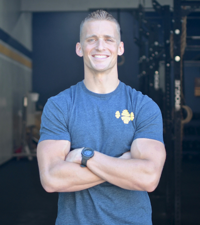 Ryan Smith Functional Fitness Gym Coach At Three Ships Collective Near Greenbriar, Virginia